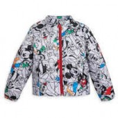 Mickey Mouse and Friends Lightweight Puffy Jacket for Kids - Personalizable