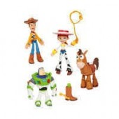 Toy Story Action Figures - PIXAR Toybox
