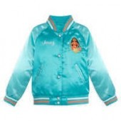 Moana Varsity Jacket for Girls - Personalizable