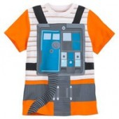 Star Wars Fighter Pilot Costume T-Shirt for Boys