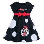 Minnie Mouse FaBOWlous Woven Dress for Baby