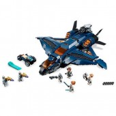 Marvel's Avengers Ultimate Quinjet Play Set by LEGO - Marvel's Avengers: Endgame