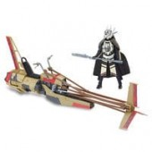 Enfys Nest Action Figure and Swoop Bike Force Link 2.0 Set - Solo: A Star Wars Story