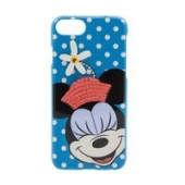 Minnie Mouse Jeweled Hat iPhone 7/6/6S Case