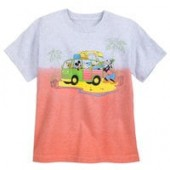 Mickey Mouse and Friends Dip-Dye T-Shirt for Kids