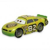 Leadfoot Pull N Race Die Cast Car - Cars