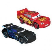 Cars Pullback Stunt Racers Set