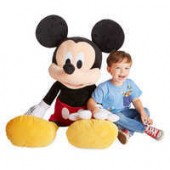 Mickey Mouse Plush - Jumbo