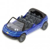 Test Track Die Cast Vehicle