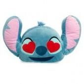 Stitch Emoji Pillow - Medium
