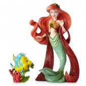 Ariel Holiday Couture de Force Figurine