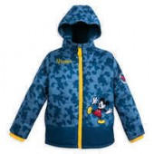 Mickey Mouse Puffy Jacket for Kids - Personalizable