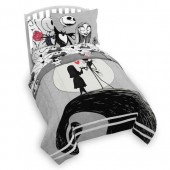 The Nightmare Before Christmas Comforter Set - Twin & Full / Queen