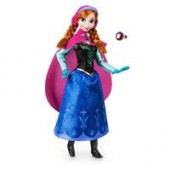 Anna Classic Doll with Ring - Frozen - 11 1/2
