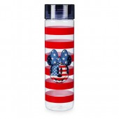 Mickey and Minnie Mouse Americana Water Bottle