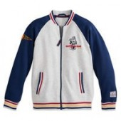 Mickey Mouse Varsity Sweat Jacket - Walt Disney World - Boys