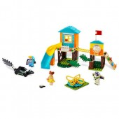 Buzz & Bo Peep's Playground Adventure Play Set by LEGO - Toy Story 4