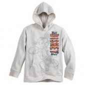 Mickey Mouse Collegiate Pullover Hoodie - Walt Disney World - Boys