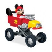 Mickey Mouse Roadster Racer Hot Rod