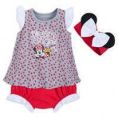 Minnie Mouse Sweetly Original Set for Baby - Walt Disney World