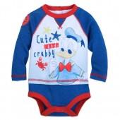 Donald Duck Bodysuit for Baby