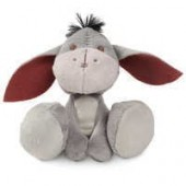 Eeyore Tiny Big Feet Plush - Micro