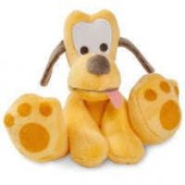 Pluto Tiny Big Feet Plush - Micro