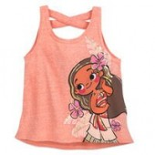 Moana Fashion Swing Tank Top for Girls