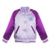 Frozen Varsity Jacket for Girls - Personalizable