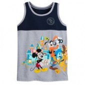 Mickey Mouse and Friends Tank for Kids - Disneyland