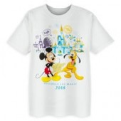 Mickey Mouse and Friends Discover the Magic T-Shirt for Kids - Walt Disney World 2018