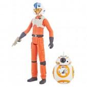Poe Dameron and BB-8 Action Figure Set - Star Wars: Resistance