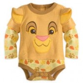 Simba Cuddly Bodysuit - Baby