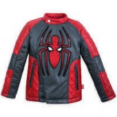 Spider-Man Faux Leather Jacket for Kids