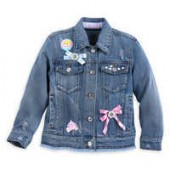 Cinderella Denim Jacket for Girls