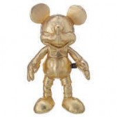 Mickey The True Original Plush - Gold Collection - Small - 11