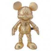 Mickey The True Original Plush - Gold Collection - Small - 11