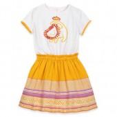 The Lion King Woven Skirt Dress for Girls