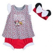 Minnie Mouse Sweetly Original Set for Baby - Disneyland