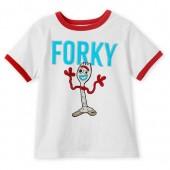 Forky Ringer T-Shirt for Kids - Toy Story 4