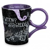 Ursula Mug - The Little Mermaid - Disney Cruise Line