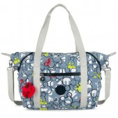 Mickey Mouse Duffle Bag by Kipling