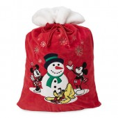 Mickey Mouse and Friends Plush Santa Sack - Large - Personalized