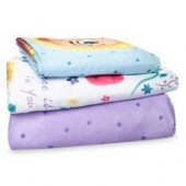 Rapunzel Bed Sheet Set - Tangled: The Series - Twin