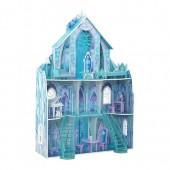 Frozen Ice Crystal Palace Dollhouse by KidKraft
