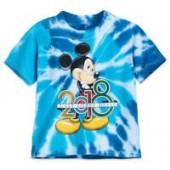 Mickey Mouse Tie-Dye T-Shirt for Kids - Walt Disney World 2018