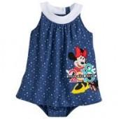 Minnie Mouse Fashion Bodysuit for Baby - Disneyland 2018