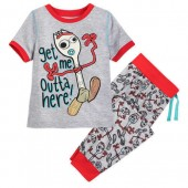 Forky Pajama Set for Boys - Toy Story 4