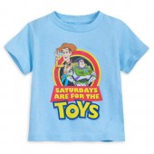 Woody and Buzz Lightyear T-Shirt for Toddlers