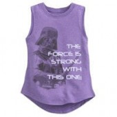 Darth Vader Force Tank Top for Kids